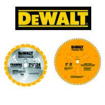 dewalt saw blades